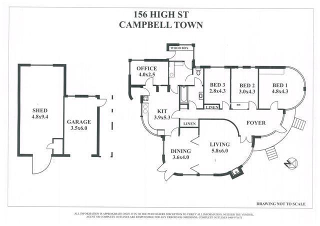 photograph of floor plan of marjorie u0026 39 s home  u0026 39 climar