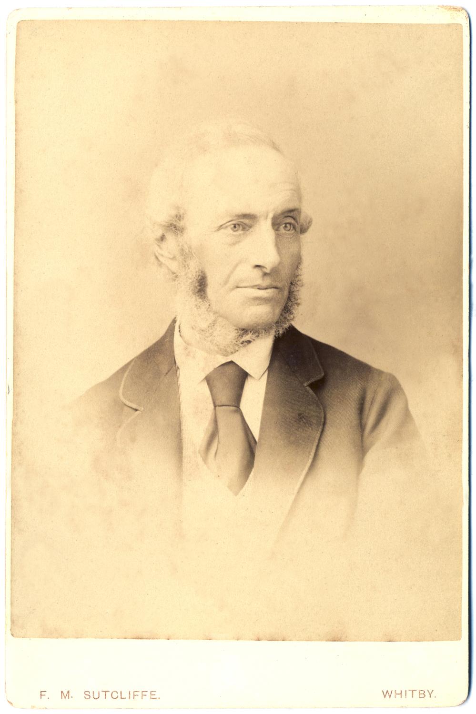Photographs of James Backhouse (1794-1869) undated