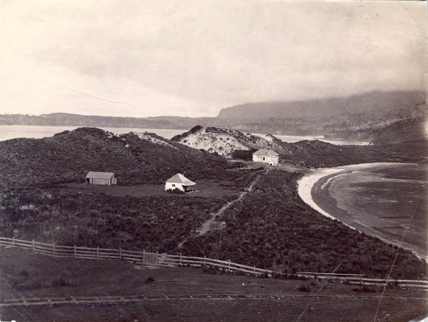 Eaglehawk Neck Australia  city pictures gallery : Photograph of Eaglehawk Neck, Tasmania Library Open Repository