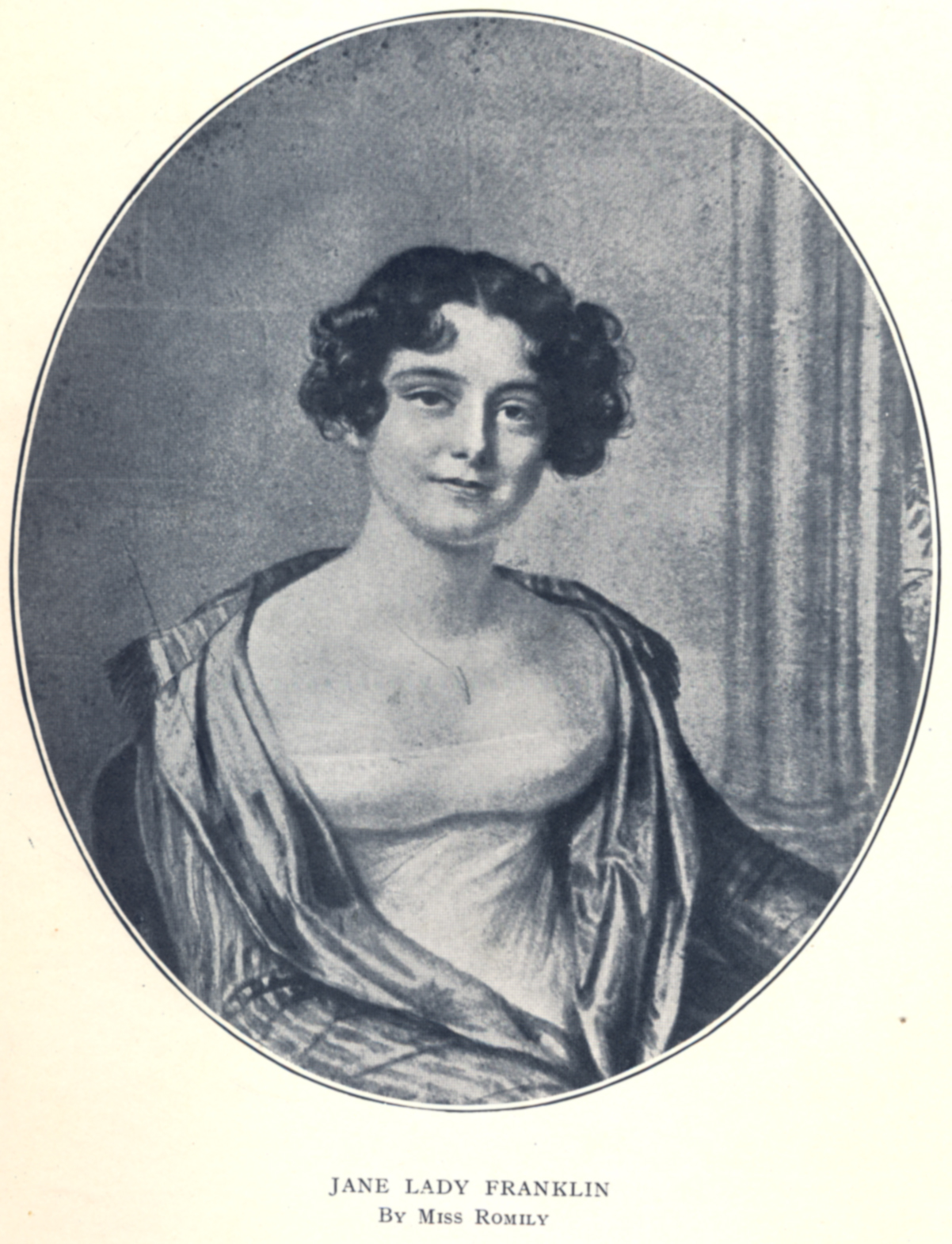 Diaries of Jane, Lady Franklin, Van Diemen's Land 1838 and Victoria, Australia 1843-1844